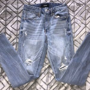 aeropostale light blue jeans